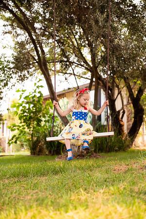 Paisley Snow White Dress-8299