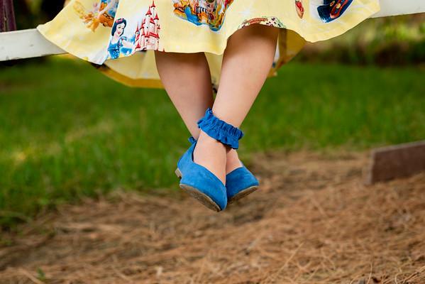 Paisley Snow White Dress-7899