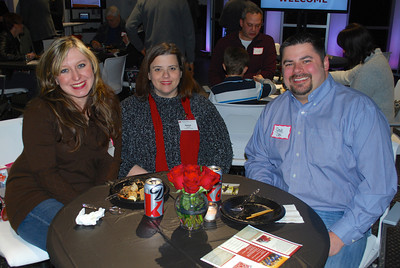 Rachel Cox, Jamie Smith, Steve Cox2