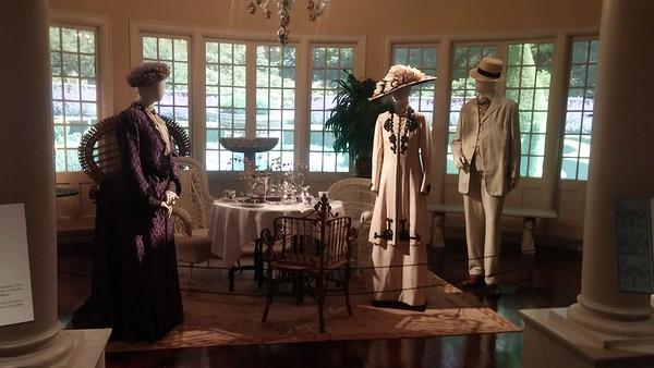 Dressing Downton at the Lightner Museum