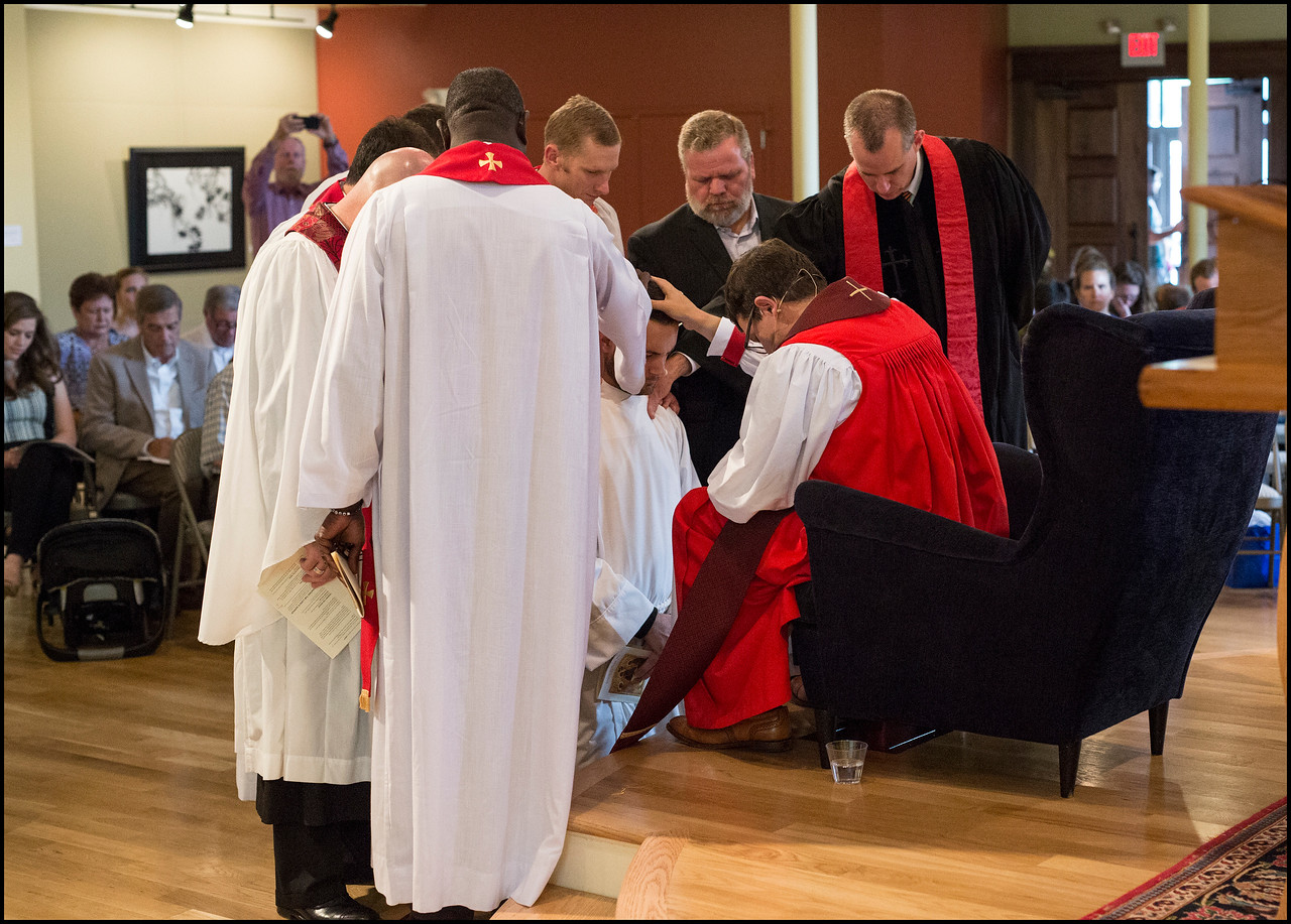 Drew Dilday Priest