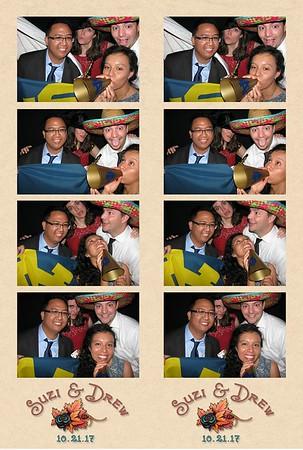 Drew and Suzi's Wedding 10-21-17