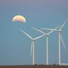 Eclipse over Windmills