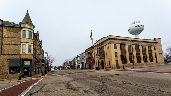 Mount Horeb, WI - Pandemic Event
