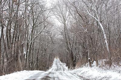 Winter on RR75