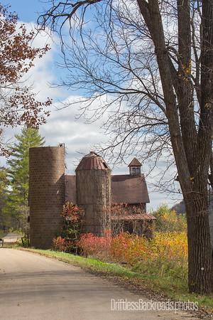 Cedar Shake Barn