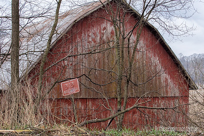 End of Barn