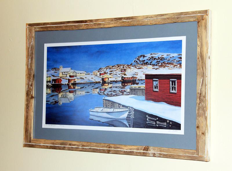 Custom Driftwood Frames/ Art/ Furniture - TimLEsperance