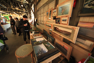 "On display in Halifax's ""Seaport Farmers Market"" where you can see both framed and unframed prints, digital files and some other furniture pieces sporadically throughout the year."