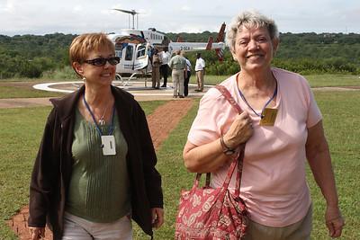 Africa Trip, Feb. 2012