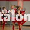 Majestic Ladies showcase their talent. (GiGi Robertson  / The Talon News)