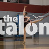 The Majestics performe in the Majestics showcase  at Argyle  High School in Argyle , Texas, on January, 15, 2019. (Karina Navarro  / The Talon News)