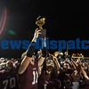 Dripping Springs football's final game at Tiger Stadium