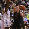 Dripping Springs boys basketball plays Reagan