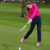Junior Girls Captain Kate - a great action shot !!