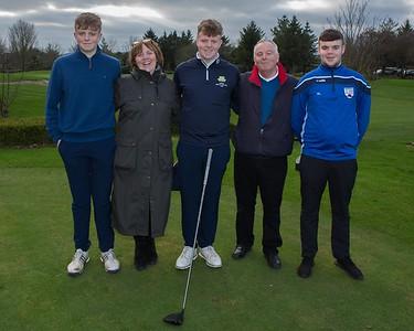 Conor, Claire, Sean, Mark & Kevin