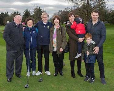 Tom, Miriam, Jim, Patsy, Aisling, Cian, Tom & Kieran