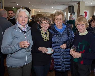 Teresa, Margaret, Breda & Sheila