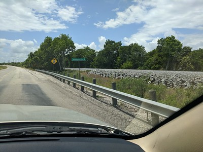 Hwy 59 S to FM 1161