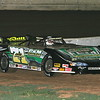 GATOR FARMER AND DIRT LATE MODEL RACER FROM HOLDEN, LOUISIANA THE INTIMAGATOR CHRIS WALL AT BATESVILLE SPEEDWAY FOR THE $50,000 TO WIN TOPLESS 100