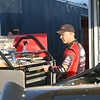 DALE MCDOWELL MAKES SOME ADJUSTMENTS TO THE CLINT BOWYER OWNED 17M