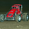 RACING, USAC, SPRINT, SPRINT, NON-WING, DIRT, TRACK, LAWRENCBURG12, HINES, TED