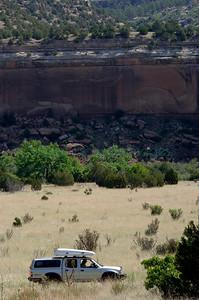 Mills Canyon NM May 2007