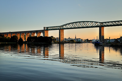 Evening Light at the Viaduct-1L8A9978