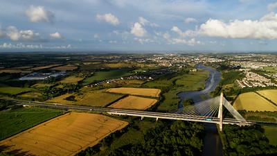 Boyne Cable Bridge-DJI_0201