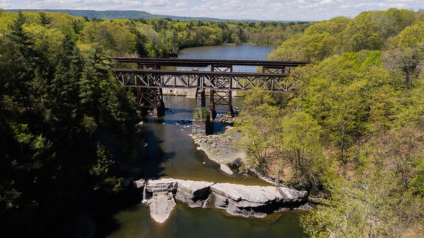 French's Hollow Railroad Bridge