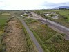 The N72 road at Stagmount is current being improved. Sun 02..05.21