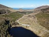 Lough Carun in Glanteenassig Forest Park on the Dingle Peninsula. Thurs 06.05.21