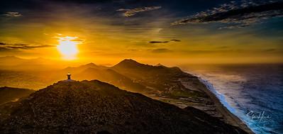 Cabo Sunrise Drone