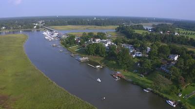 Smithfield Virginia and Pagan River