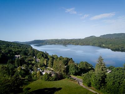 Windermere, The Lake District, Cumbria, UK