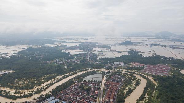 20171105 - Penang flood