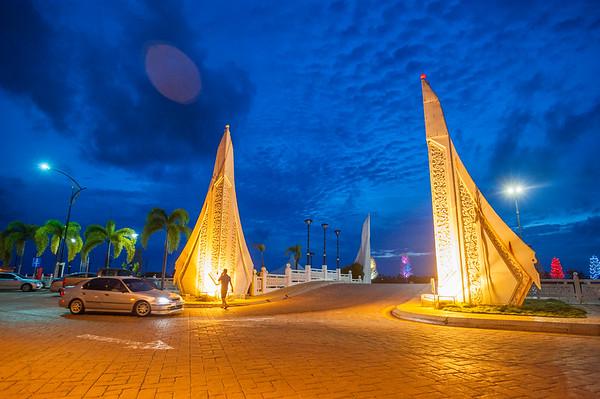 Kuala Terengganu - EHS Pulau Warisan helipad