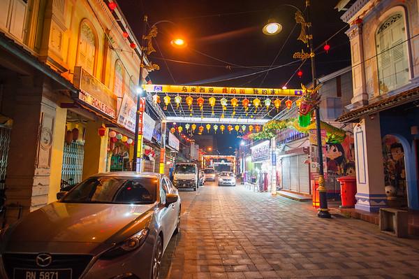 Kuala Terengganu - Jalan Kampung Cina