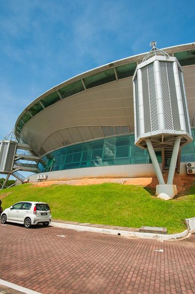 Kuala Terengganu - Kompleks Sukan Terengganu
