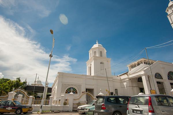 Kuala Terengganu - Masjid Abidin