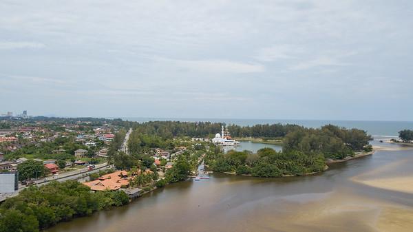 Kuala Terengganu - Masjid Tengju Tengah Zaharah