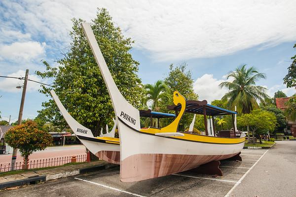 Kuala Terengganu - Terengganu State Museum