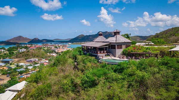 Sugar Ridge Resort and Spa in Antigua island