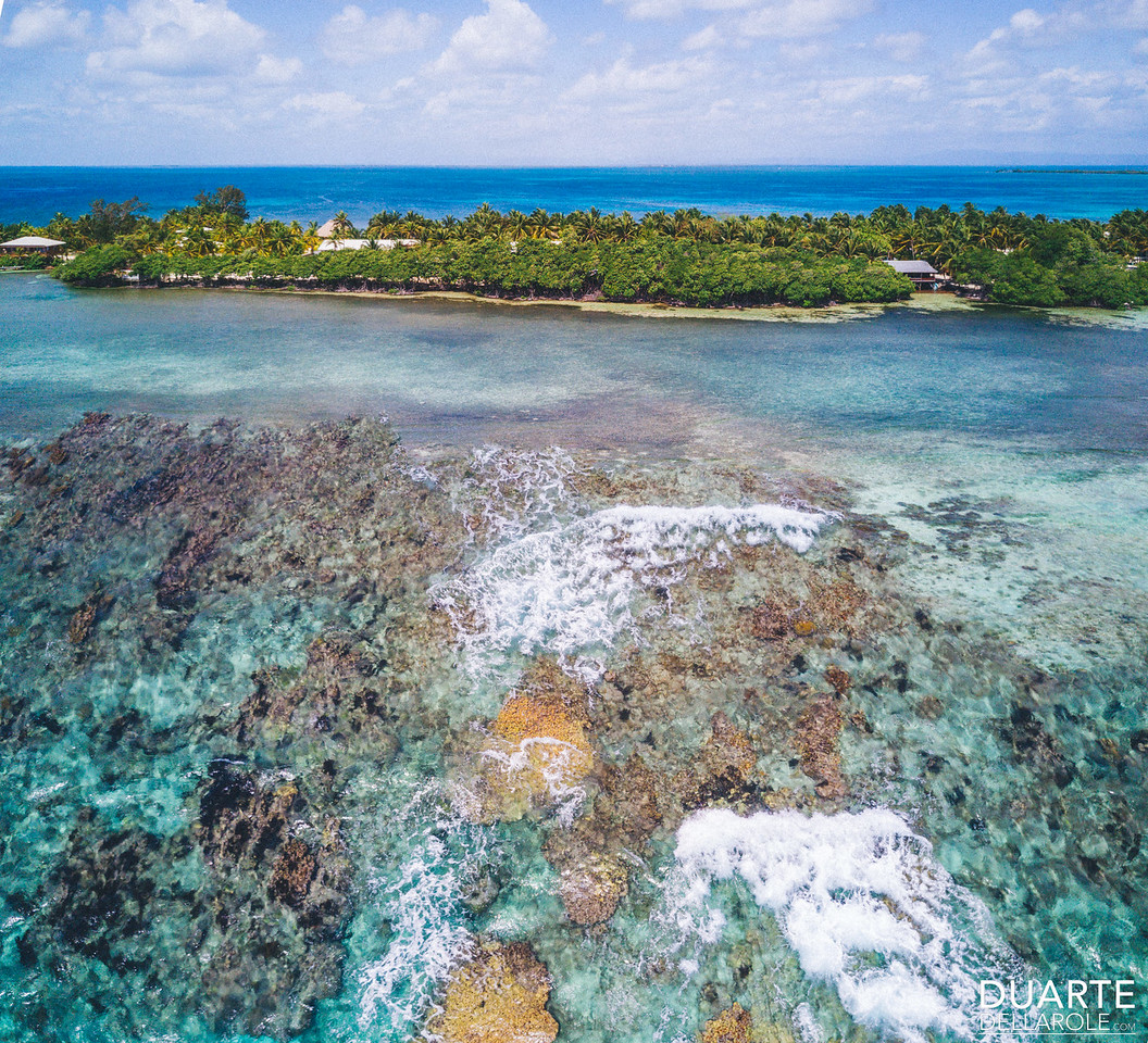 South Water Caye in Belize