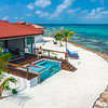 Honeymoon suite at Ray Caye Island Resort, Belize