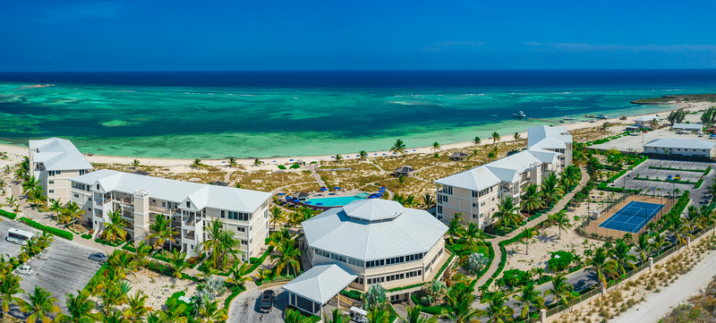 East Bay Resort in South Caicos, Turks and Caicos Islands