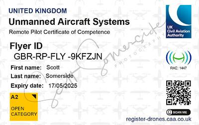 A2 Logo Certificate of Competency Scott Somerside2020510005-1