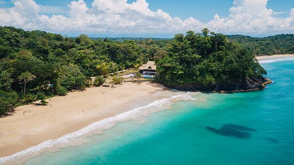 Red Frog Beach Island Resort in Isla Bastimentos, Bocas del Toro, Panama