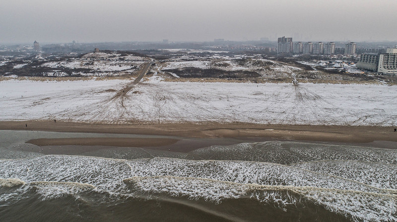 Snowy Scheveningen II