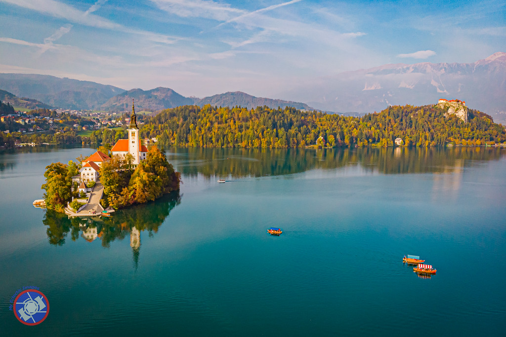 Lake Bled, Slovenia (©simon@myeclecticimages.com)